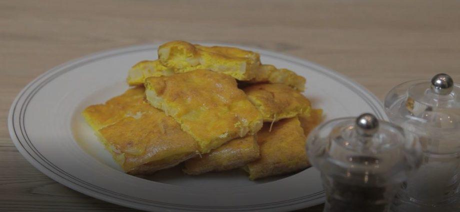 Veneto in Cucina: la frittata di asparagi bianchi di Bassano