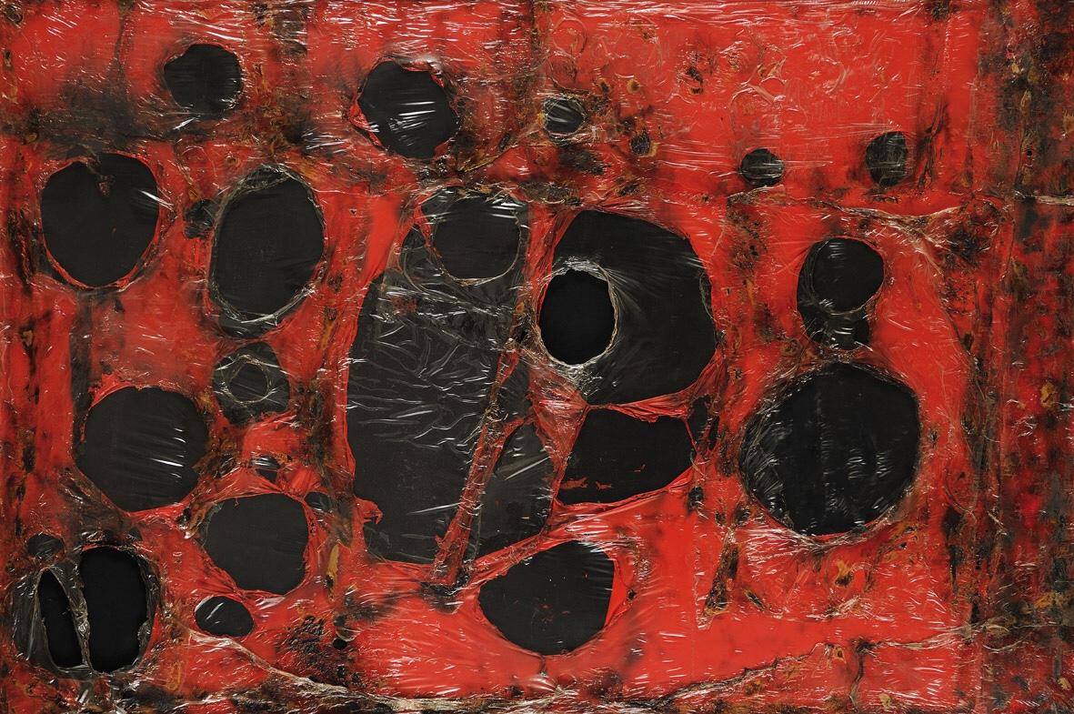 Venezia eventi in veneto magazine veneziannews veneto mostre a venezia mostra su albertonburri veneziano isola di San Giorgio Venezia cosa fare a venezia cos afarr im veneto Studio esseci