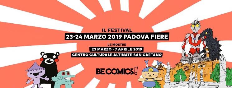 Be Comics Padova comics fumetto veneto eventi a Padova appuntamento veneto cosa fare in veneto cosa fare a Padova illustrazione scuola internazionale di Comics di Padova Ilaria Rebecchi