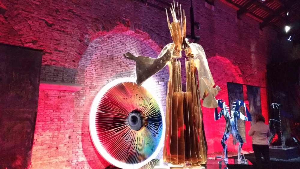 In Dante Veritas Mostra venezia eventi in veneto arte venezia magazine veneto Ilaria Rebecchi cosa fare in veneto