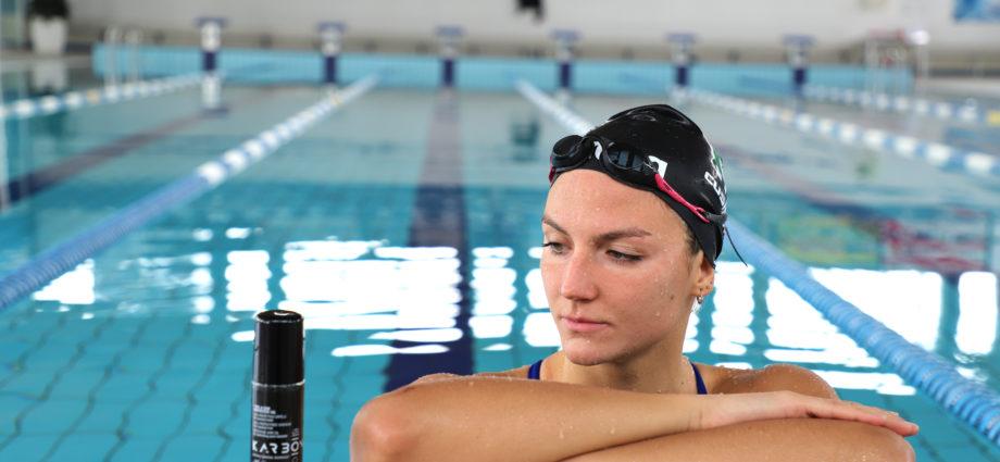 echosline testimonial nuoto campionessa veneto ilaria cusinato cosa fare in veneto sport padova aziende venete bellezza veneto