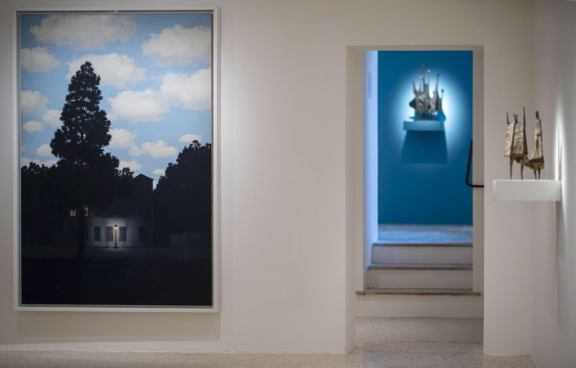 Peggy Guggenheim. L'ultima Dogaressa Mostra Venezia