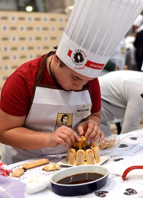 Tiramisù World Cup junior chef italia coppa tiramisù veneto food treviso cosa fare in veneti cosa fare a Treviso magazine veneto notizie Treviso Ilaria Rebecchi cucina veneta