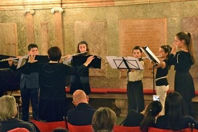 a tutto flauto concorso accademia verdi venezia eventi musica in veneto magazine venezia ilaria rebecchi