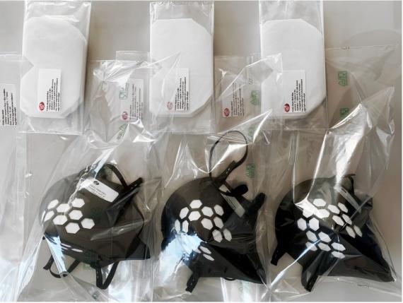 mascherine 3d di Aggio Group azienda piomino dese macchina stampante 3d coronavirus mascherina covi-19 cosa fare in veneto aziende cosa fare a padova magazine veneto
